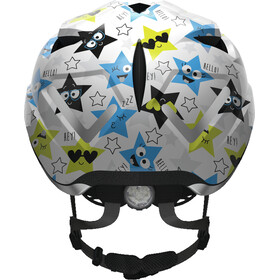 ABUS Anuky Helmet Kids white star